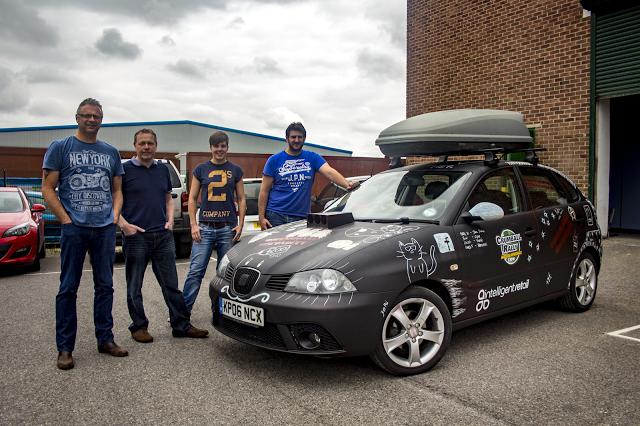 Crumball Rally Team Photo