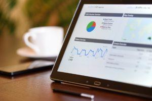 google analytics on tablet