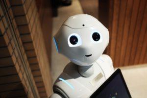 robot smart speaker